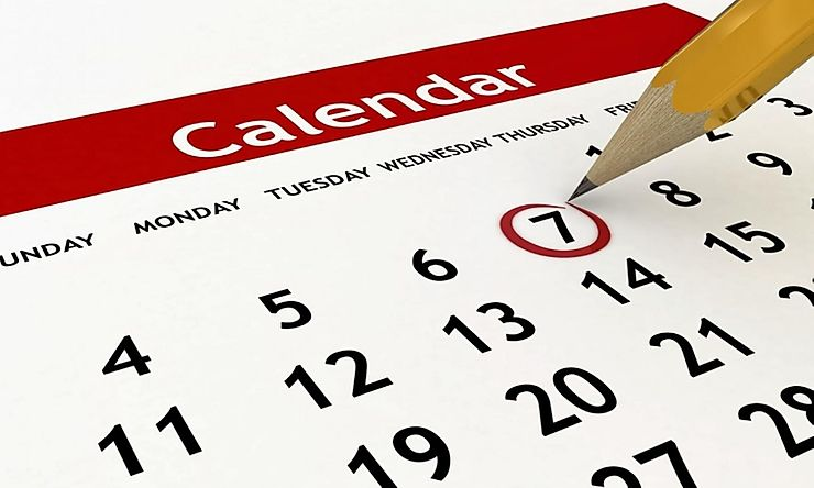 Kalendář (akce, tréninky, ...)